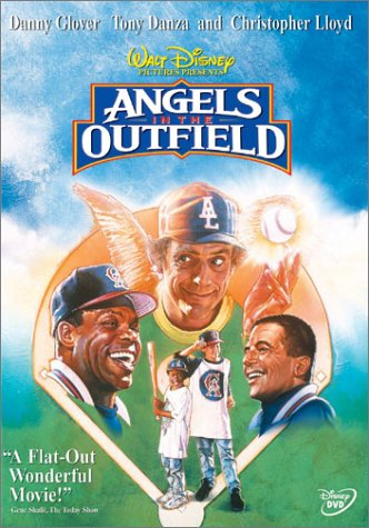 baseball movies of the 90s - Angles in the Outfield