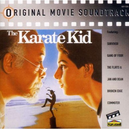 The Karate Kid - Soundtrack