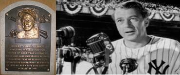 Lou Gehrig - Pride of the Yankees